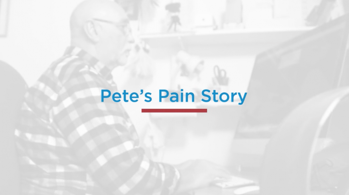 Pete's Story - IASP Conference video